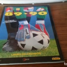 Álbum de fútbol completo: ALBUM FACSIMIL ESTE 1989 1990 89 90 COLECCION CROMOS INOLVIDABLES - PANINI 89/90 SALVAT. Lote 247963380