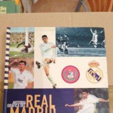 Álbum de fútbol completo: HISTORIA GRÁFICA DEL REAL MADRID. Lote 248206410