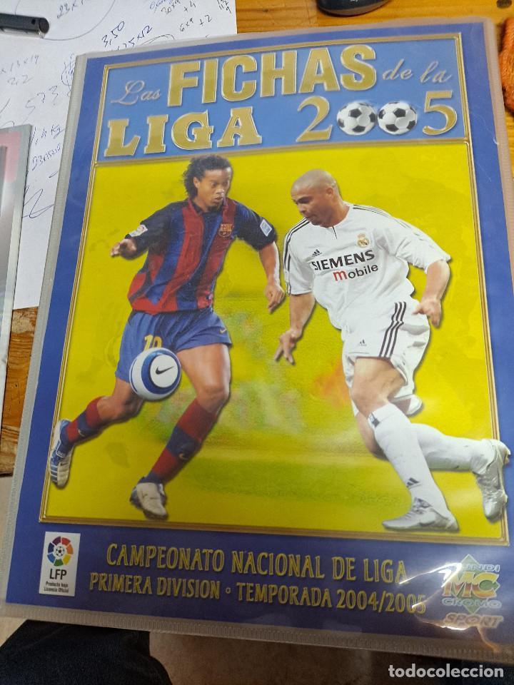 Álbum de fútbol completo: MESSI ROOKIE Nº 617 MUNDICROMO 2005 COLECCION COMPLETA - Foto 11 - 248255200