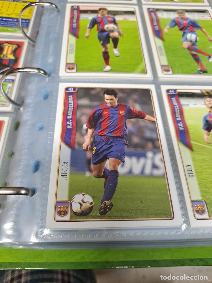 Álbum de fútbol completo: MESSI ROOKIE Nº 617 MUNDICROMO 2005 COLECCION COMPLETA - Foto 3 - 248255200