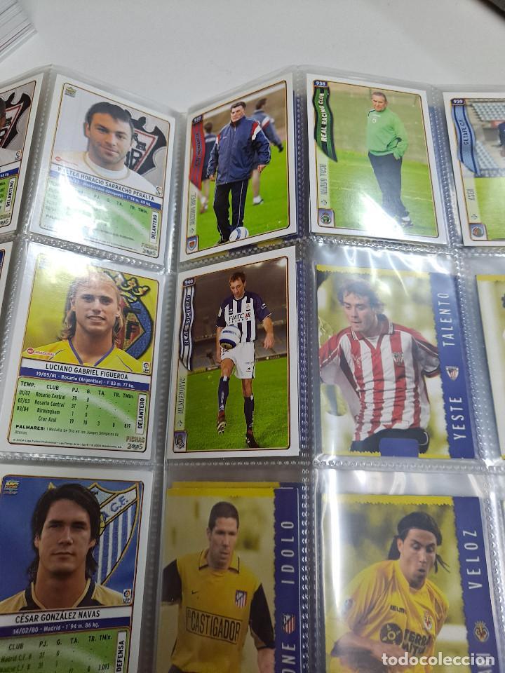 Álbum de fútbol completo: MESSI ROOKIE Nº 617 MUNDICROMO 2005 COLECCION COMPLETA - Foto 4 - 248255200