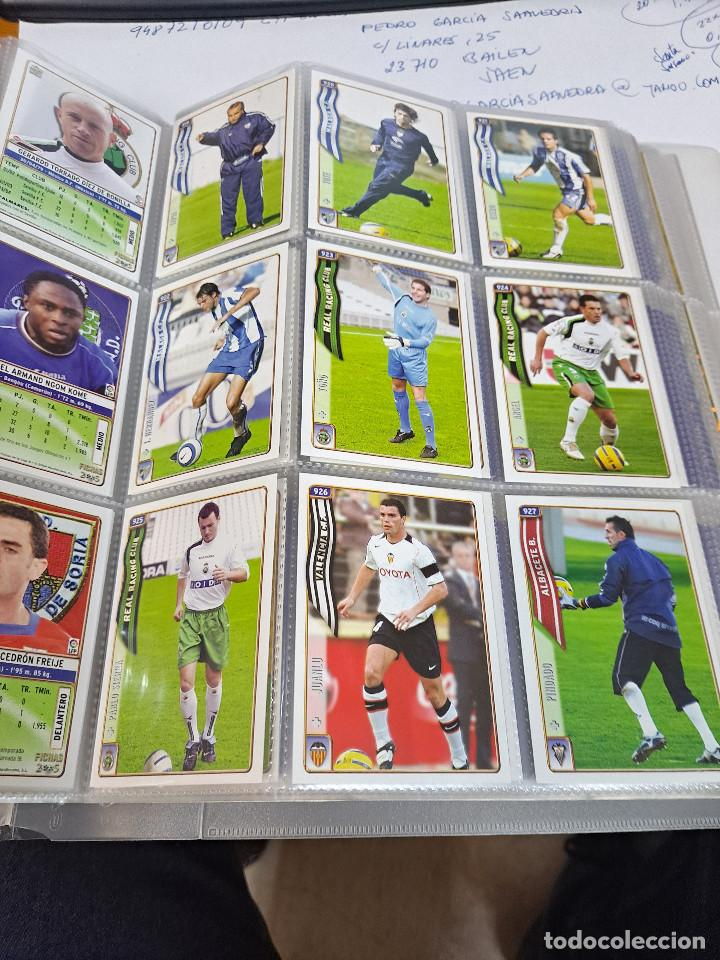 Álbum de fútbol completo: MESSI ROOKIE Nº 617 MUNDICROMO 2005 COLECCION COMPLETA - Foto 6 - 248255200