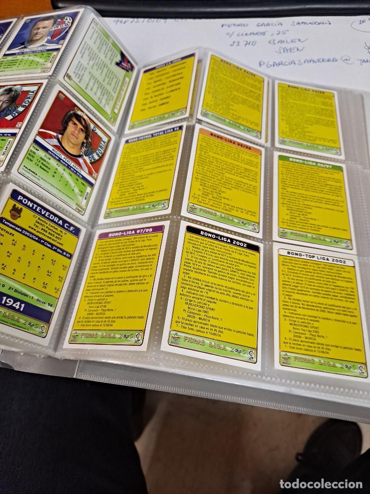 Álbum de fútbol completo: MESSI ROOKIE Nº 617 MUNDICROMO 2005 COLECCION COMPLETA - Foto 7 - 248255200