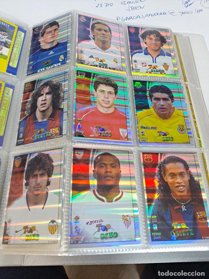 Álbum de fútbol completo: MESSI ROOKIE Nº 617 MUNDICROMO 2005 COLECCION COMPLETA - Foto 8 - 248255200