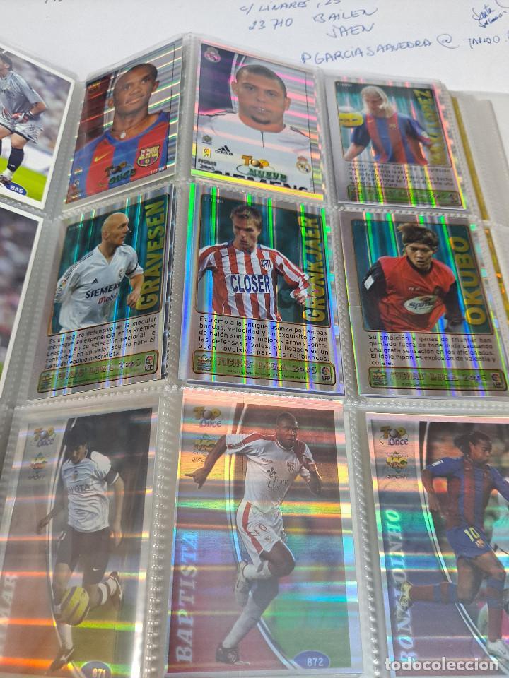 Álbum de fútbol completo: MESSI ROOKIE Nº 617 MUNDICROMO 2005 COLECCION COMPLETA - Foto 9 - 248255200