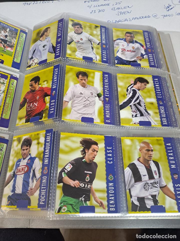 Álbum de fútbol completo: MESSI ROOKIE Nº 617 MUNDICROMO 2005 COLECCION COMPLETA - Foto 10 - 248255200