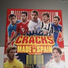Álbum di calcio completo: ALBUM CRACKS MADE IN SPAIN, REVISTA JUGON, COMPLETO.. Lote 249239830