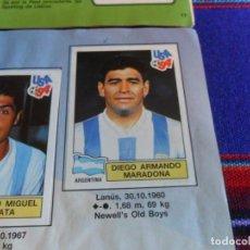 Álbum de fútbol completo: USA 94 MUNDIAL DE FÚTBOL ESTADOS UNIDOS 1994 COMPLETO MARADONA PANINI REGALO ESTRELLAS LA LIGA 92 93. Lote 249282095