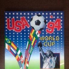 Caderneta de futebol completa: ALBUM PANINI FUTBOL WORLD CUP USA 94 MUNDIAL COMPLETO BUEN ESTADO SIN RESULTADOS ESCRITOS. Lote 250248930