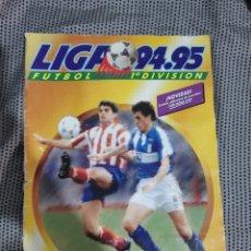 Álbum di calcio completo: ALBUM EDICIONES ESTE TEMPORADA 1994-1995 MUY COMPLETO. Lote 251507335
