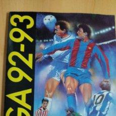 Álbum de fútbol completo: ALBUM DE LA LIGA 1992-93 DE ESTE MUY NUEVO. Lote 251609915