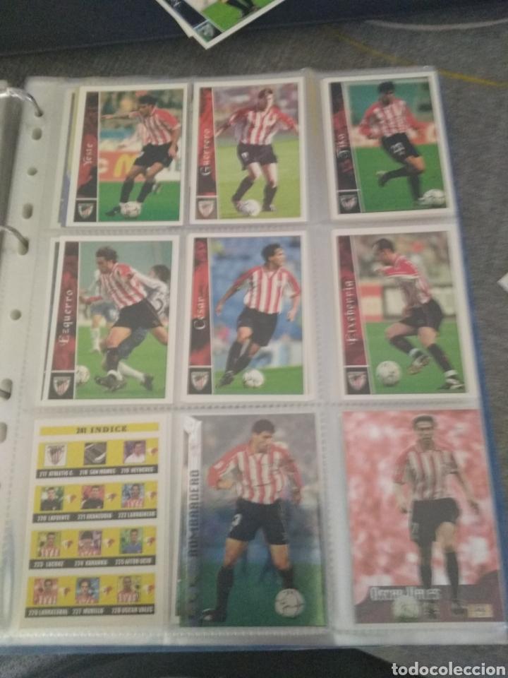 Álbum de fútbol completo: MUNDICROMO 2003 - LOTE DE 33 CROMOS ATH. BILBAO ( TODOS LOS EDITADOS ) - Foto 3 - 252463765