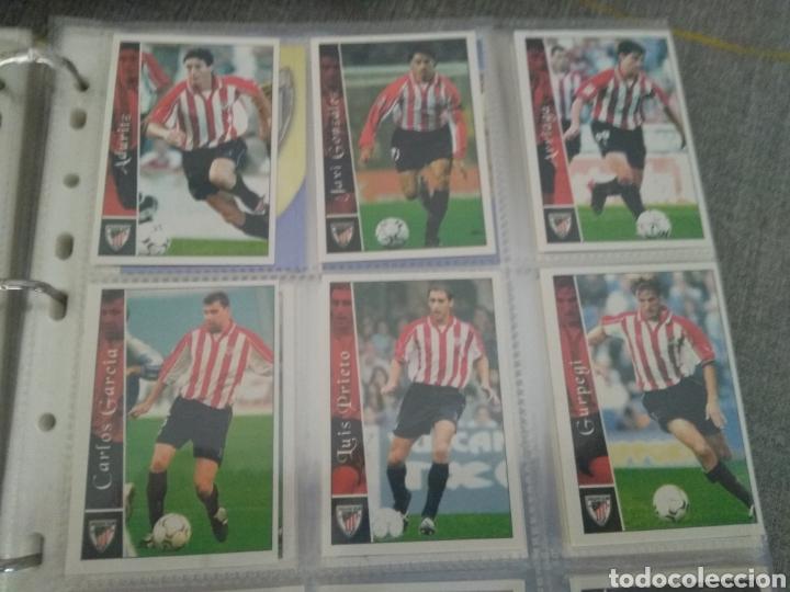 Álbum de fútbol completo: MUNDICROMO 2003 - LOTE DE 33 CROMOS ATH. BILBAO ( TODOS LOS EDITADOS ) - Foto 4 - 252463765