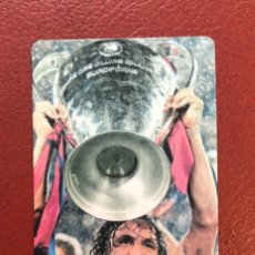 Álbum di calcio completo: CALENDARIO 2010 PUJOL BARCELONA JOSAN ESPLUGUES. Lote 254214245