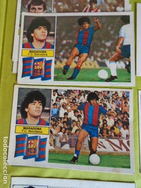 (AL-210400)ALBUM CROMOS FUTBOL LIGA 83-83 - EDITORIAL ESTE - DOBLES - COLOCAS - RAREZAS (Coleccionismo Deportivo - Álbumes y Cromos de Deportes - Álbumes de Fútbol Completos)
