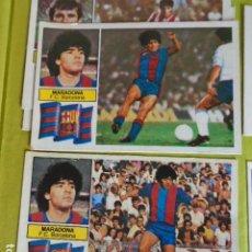 Álbum de fútbol completo: (AL-210400)ALBUM CROMOS FUTBOL LIGA 83-83 - EDITORIAL ESTE - DOBLES - COLOCAS - RAREZAS. Lote 254887820