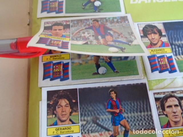 Álbum de fútbol completo: (AL-210400)ALBUM CROMOS FUTBOL LIGA 83-83 - EDITORIAL ESTE - DOBLES - COLOCAS - RAREZAS - Foto 4 - 254887820