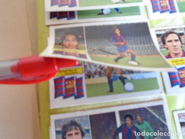 Álbum de fútbol completo: (AL-210400)ALBUM CROMOS FUTBOL LIGA 83-83 - EDITORIAL ESTE - DOBLES - COLOCAS - RAREZAS - Foto 5 - 254887820