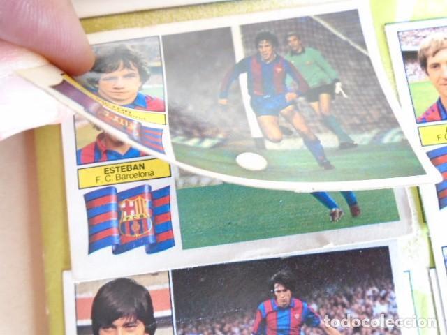 Álbum de fútbol completo: (AL-210400)ALBUM CROMOS FUTBOL LIGA 83-83 - EDITORIAL ESTE - DOBLES - COLOCAS - RAREZAS - Foto 7 - 254887820