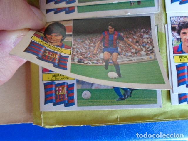 Álbum de fútbol completo: (AL-210400)ALBUM CROMOS FUTBOL LIGA 83-83 - EDITORIAL ESTE - DOBLES - COLOCAS - RAREZAS - Foto 8 - 254887820