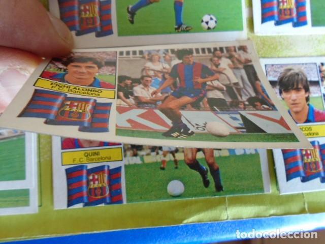 Álbum de fútbol completo: (AL-210400)ALBUM CROMOS FUTBOL LIGA 83-83 - EDITORIAL ESTE - DOBLES - COLOCAS - RAREZAS - Foto 9 - 254887820