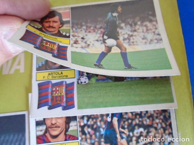 Álbum de fútbol completo: (AL-210400)ALBUM CROMOS FUTBOL LIGA 83-83 - EDITORIAL ESTE - DOBLES - COLOCAS - RAREZAS - Foto 10 - 254887820