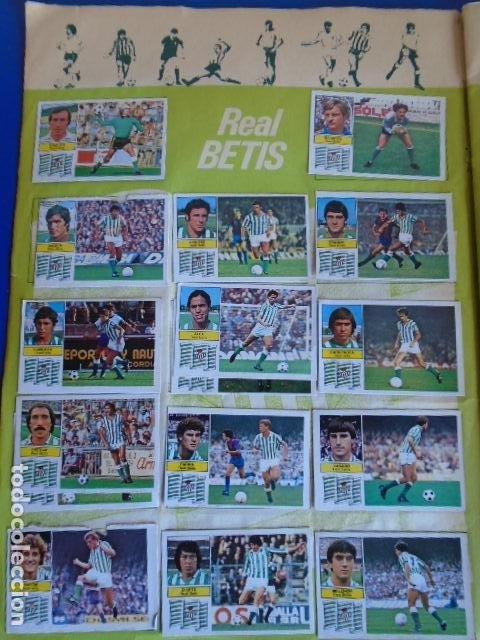 Álbum de fútbol completo: (AL-210400)ALBUM CROMOS FUTBOL LIGA 83-83 - EDITORIAL ESTE - DOBLES - COLOCAS - RAREZAS - Foto 13 - 254887820