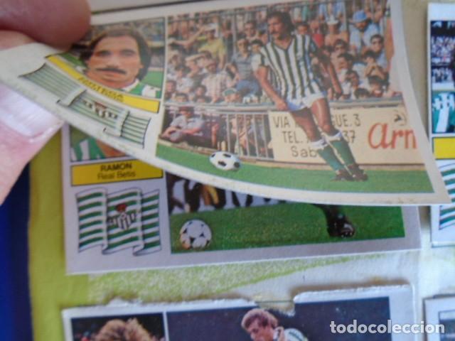 Álbum de fútbol completo: (AL-210400)ALBUM CROMOS FUTBOL LIGA 83-83 - EDITORIAL ESTE - DOBLES - COLOCAS - RAREZAS - Foto 14 - 254887820