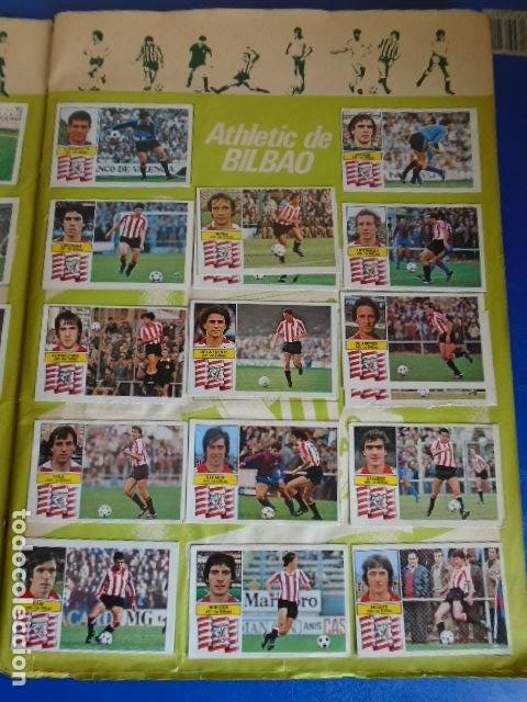 Álbum de fútbol completo: (AL-210400)ALBUM CROMOS FUTBOL LIGA 83-83 - EDITORIAL ESTE - DOBLES - COLOCAS - RAREZAS - Foto 16 - 254887820