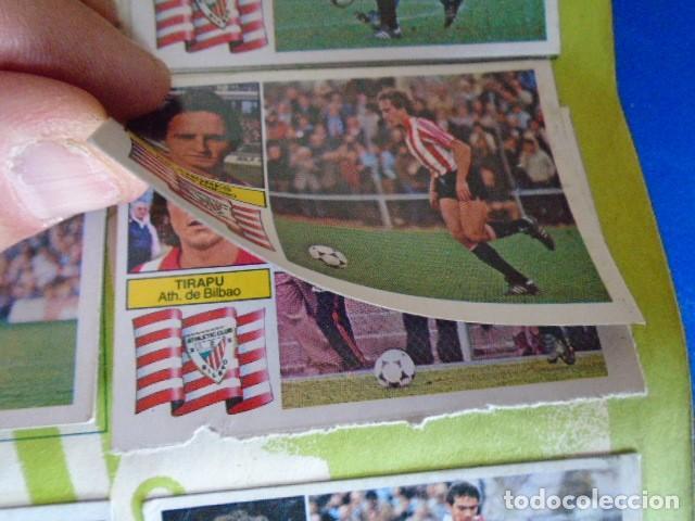 Álbum de fútbol completo: (AL-210400)ALBUM CROMOS FUTBOL LIGA 83-83 - EDITORIAL ESTE - DOBLES - COLOCAS - RAREZAS - Foto 18 - 254887820