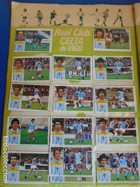 Álbum de fútbol completo: (AL-210400)ALBUM CROMOS FUTBOL LIGA 83-83 - EDITORIAL ESTE - DOBLES - COLOCAS - RAREZAS - Foto 19 - 254887820
