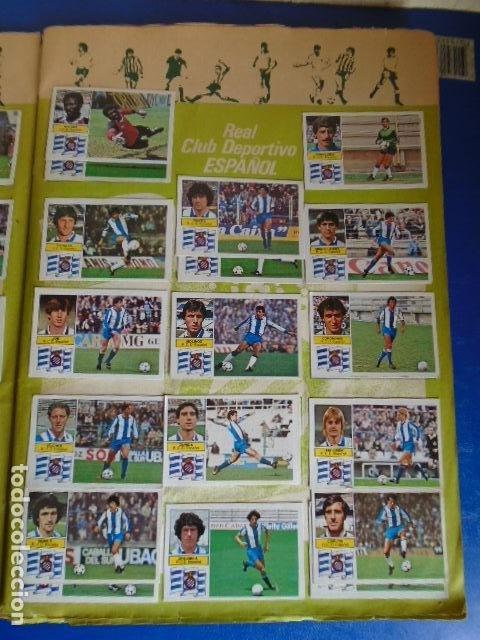 Álbum de fútbol completo: (AL-210400)ALBUM CROMOS FUTBOL LIGA 83-83 - EDITORIAL ESTE - DOBLES - COLOCAS - RAREZAS - Foto 21 - 254887820