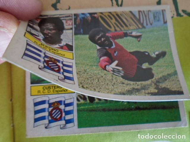 Álbum de fútbol completo: (AL-210400)ALBUM CROMOS FUTBOL LIGA 83-83 - EDITORIAL ESTE - DOBLES - COLOCAS - RAREZAS - Foto 22 - 254887820
