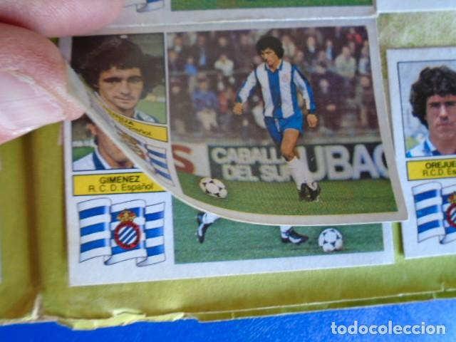 Álbum de fútbol completo: (AL-210400)ALBUM CROMOS FUTBOL LIGA 83-83 - EDITORIAL ESTE - DOBLES - COLOCAS - RAREZAS - Foto 23 - 254887820