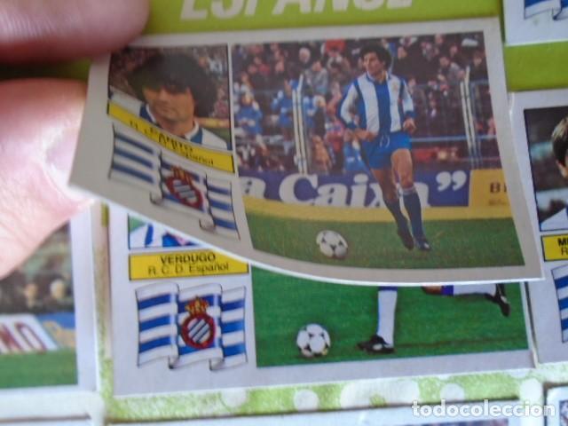 Álbum de fútbol completo: (AL-210400)ALBUM CROMOS FUTBOL LIGA 83-83 - EDITORIAL ESTE - DOBLES - COLOCAS - RAREZAS - Foto 24 - 254887820
