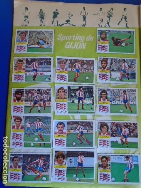 Álbum de fútbol completo: (AL-210400)ALBUM CROMOS FUTBOL LIGA 83-83 - EDITORIAL ESTE - DOBLES - COLOCAS - RAREZAS - Foto 26 - 254887820