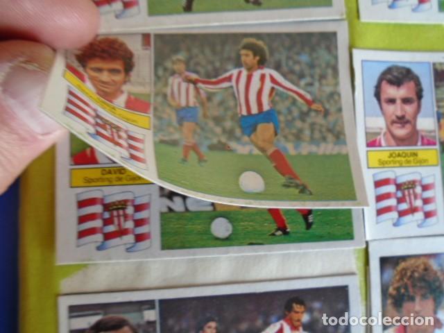 Álbum de fútbol completo: (AL-210400)ALBUM CROMOS FUTBOL LIGA 83-83 - EDITORIAL ESTE - DOBLES - COLOCAS - RAREZAS - Foto 27 - 254887820