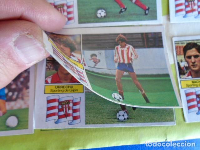 Álbum de fútbol completo: (AL-210400)ALBUM CROMOS FUTBOL LIGA 83-83 - EDITORIAL ESTE - DOBLES - COLOCAS - RAREZAS - Foto 29 - 254887820