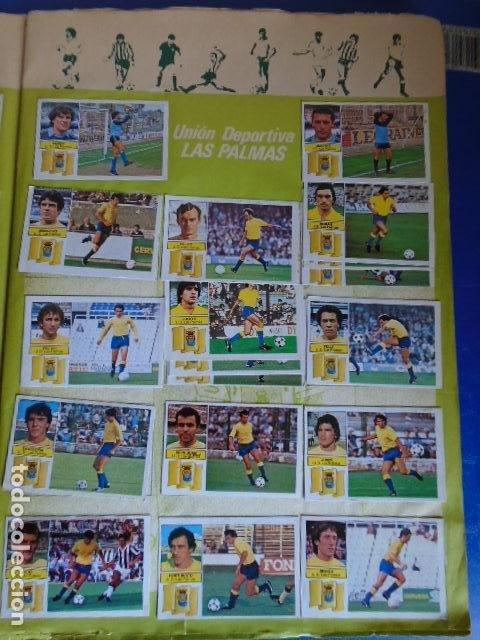 Álbum de fútbol completo: (AL-210400)ALBUM CROMOS FUTBOL LIGA 83-83 - EDITORIAL ESTE - DOBLES - COLOCAS - RAREZAS - Foto 30 - 254887820