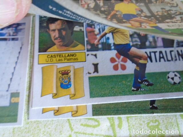 Álbum de fútbol completo: (AL-210400)ALBUM CROMOS FUTBOL LIGA 83-83 - EDITORIAL ESTE - DOBLES - COLOCAS - RAREZAS - Foto 32 - 254887820