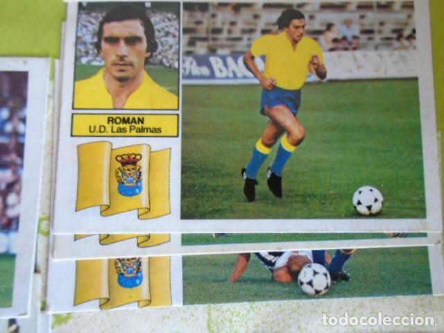 Álbum de fútbol completo: (AL-210400)ALBUM CROMOS FUTBOL LIGA 83-83 - EDITORIAL ESTE - DOBLES - COLOCAS - RAREZAS - Foto 34 - 254887820