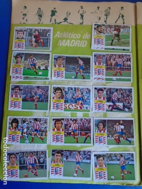 Álbum de fútbol completo: (AL-210400)ALBUM CROMOS FUTBOL LIGA 83-83 - EDITORIAL ESTE - DOBLES - COLOCAS - RAREZAS - Foto 37 - 254887820
