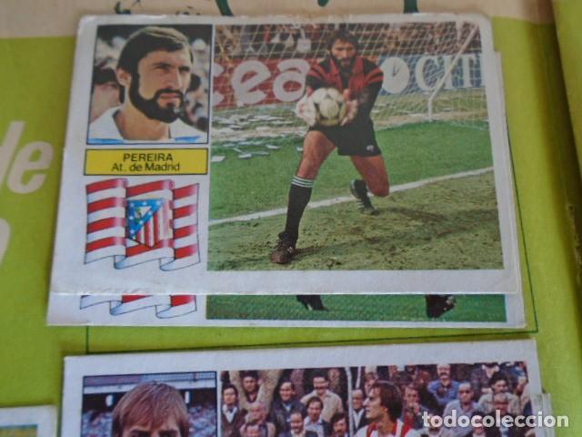 Álbum de fútbol completo: (AL-210400)ALBUM CROMOS FUTBOL LIGA 83-83 - EDITORIAL ESTE - DOBLES - COLOCAS - RAREZAS - Foto 40 - 254887820