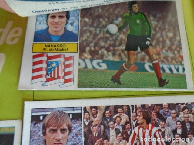 Álbum de fútbol completo: (AL-210400)ALBUM CROMOS FUTBOL LIGA 83-83 - EDITORIAL ESTE - DOBLES - COLOCAS - RAREZAS - Foto 41 - 254887820