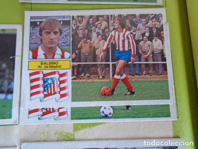 Álbum de fútbol completo: (AL-210400)ALBUM CROMOS FUTBOL LIGA 83-83 - EDITORIAL ESTE - DOBLES - COLOCAS - RAREZAS - Foto 42 - 254887820