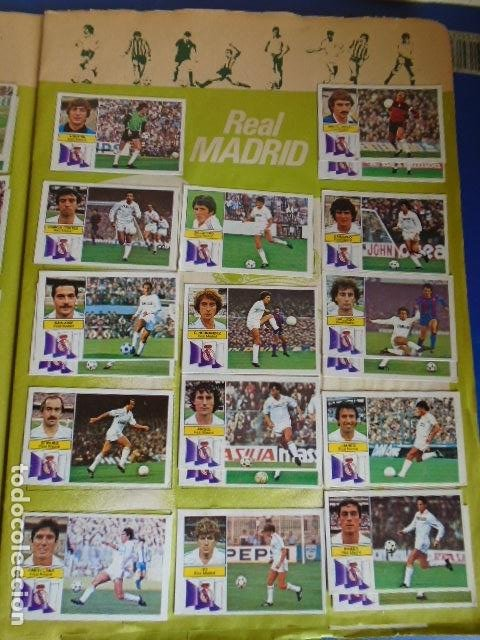 Álbum de fútbol completo: (AL-210400)ALBUM CROMOS FUTBOL LIGA 83-83 - EDITORIAL ESTE - DOBLES - COLOCAS - RAREZAS - Foto 44 - 254887820