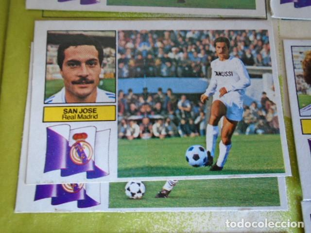 Álbum de fútbol completo: (AL-210400)ALBUM CROMOS FUTBOL LIGA 83-83 - EDITORIAL ESTE - DOBLES - COLOCAS - RAREZAS - Foto 45 - 254887820