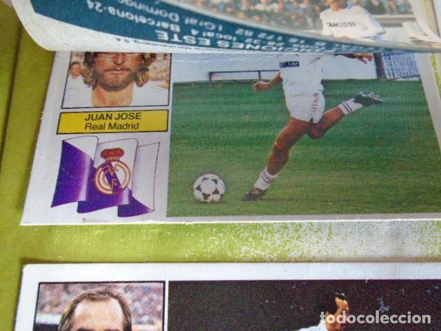 Álbum de fútbol completo: (AL-210400)ALBUM CROMOS FUTBOL LIGA 83-83 - EDITORIAL ESTE - DOBLES - COLOCAS - RAREZAS - Foto 46 - 254887820