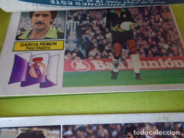 Álbum de fútbol completo: (AL-210400)ALBUM CROMOS FUTBOL LIGA 83-83 - EDITORIAL ESTE - DOBLES - COLOCAS - RAREZAS - Foto 50 - 254887820