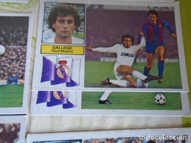 Álbum de fútbol completo: (AL-210400)ALBUM CROMOS FUTBOL LIGA 83-83 - EDITORIAL ESTE - DOBLES - COLOCAS - RAREZAS - Foto 51 - 254887820